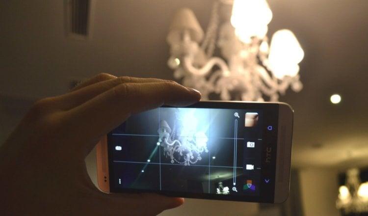 HTC One Фото