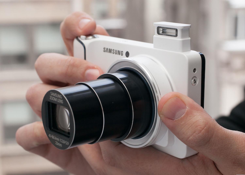 Есть ли прок от Android в фотоаппаратах?