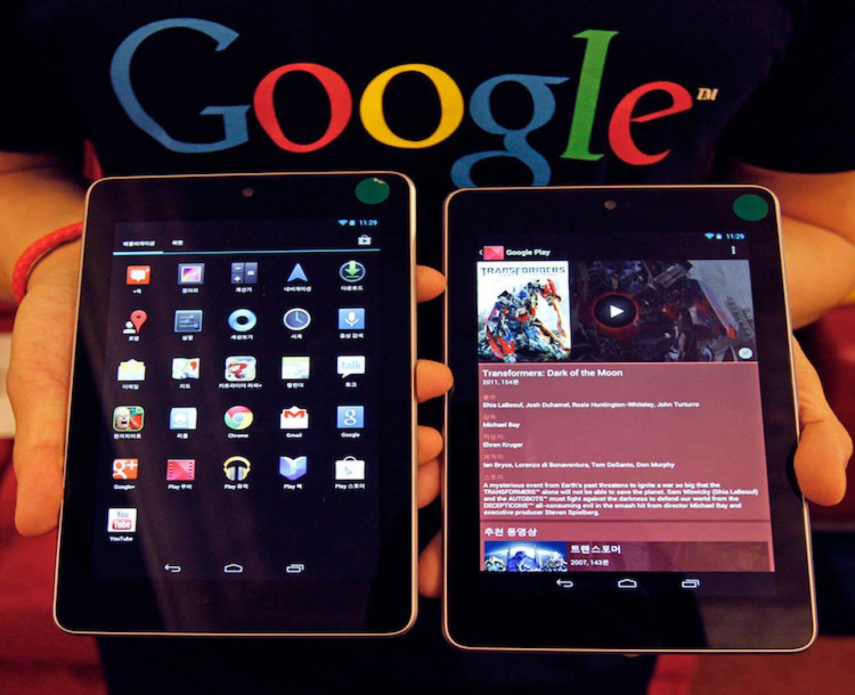 Лучшие Android-планшеты уходящего года