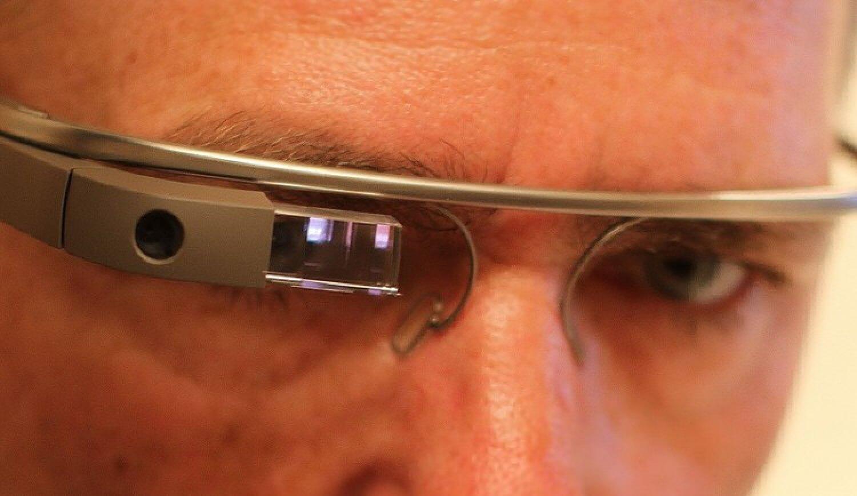 Камера Google Glass