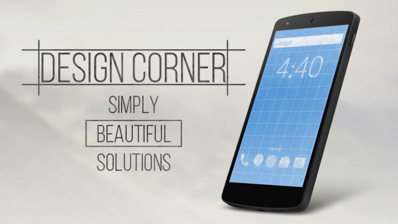 """Красота и простота """"андроидного"""" дизайна"""