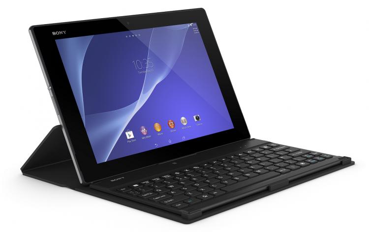 Sony Xperia Z2 and Bluetooth keyboard