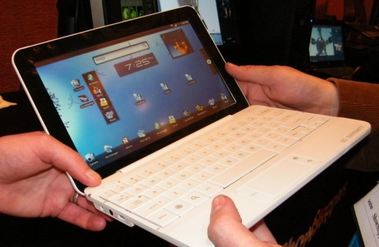 Notebook Android