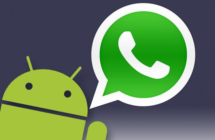Android и WhatsApp
