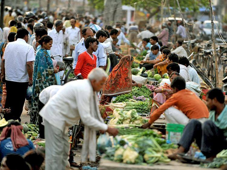 Индийский рынок