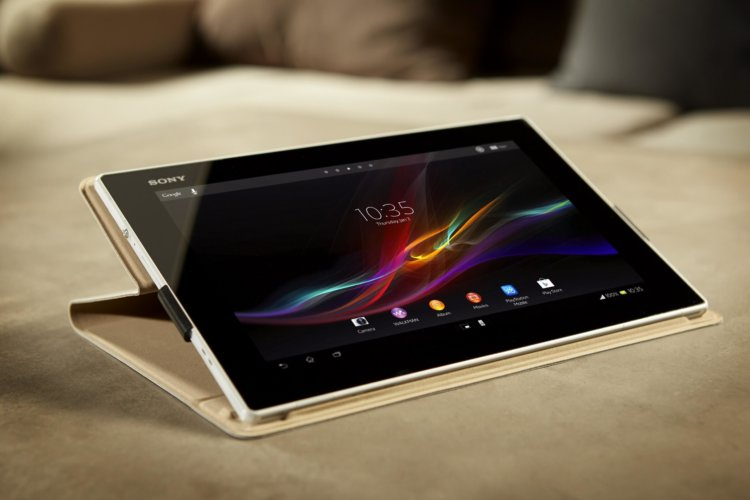 New Sony Tablet