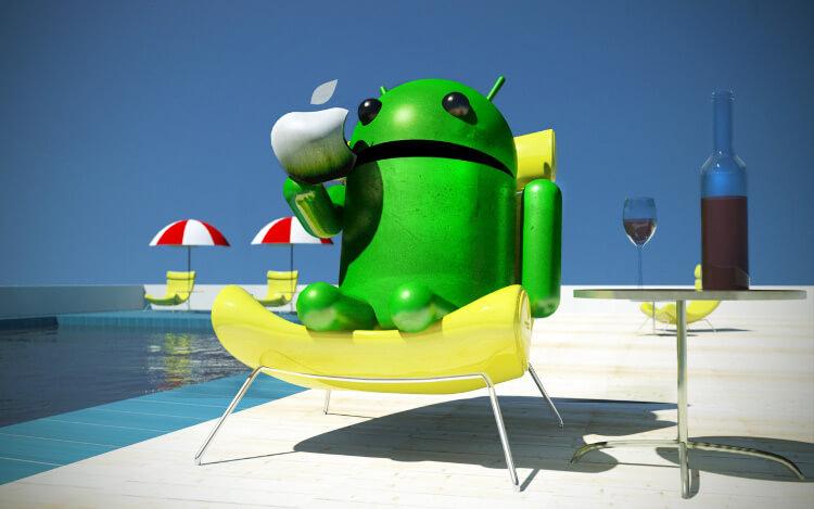 Android укрепляет силы
