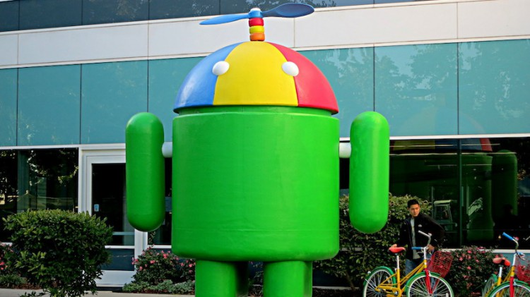 Android робот