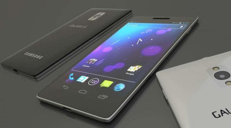Концепт Galaxy S5