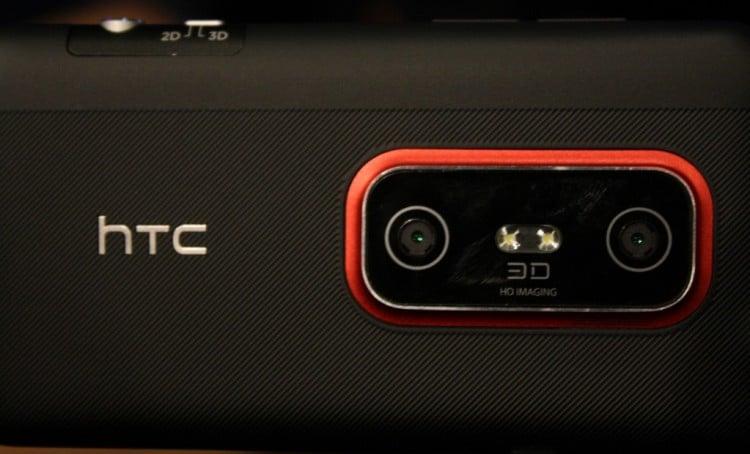 HTC и 3D