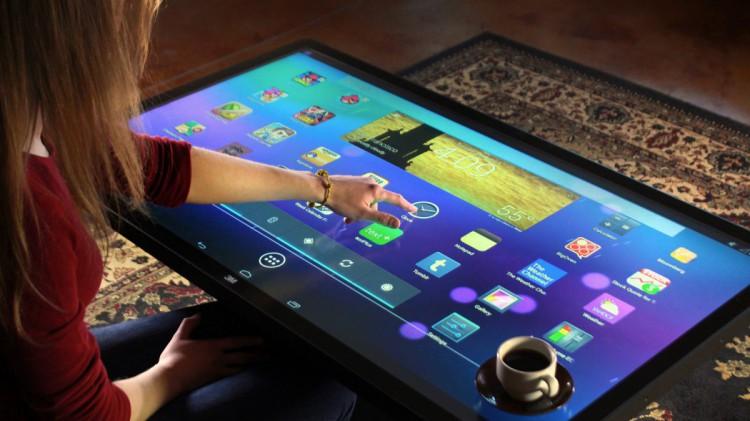 Кофейный столик на Android
