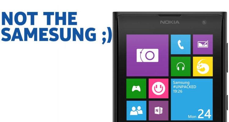 Nokia Samesung