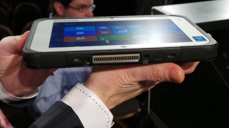 Panasonic Toughpad
