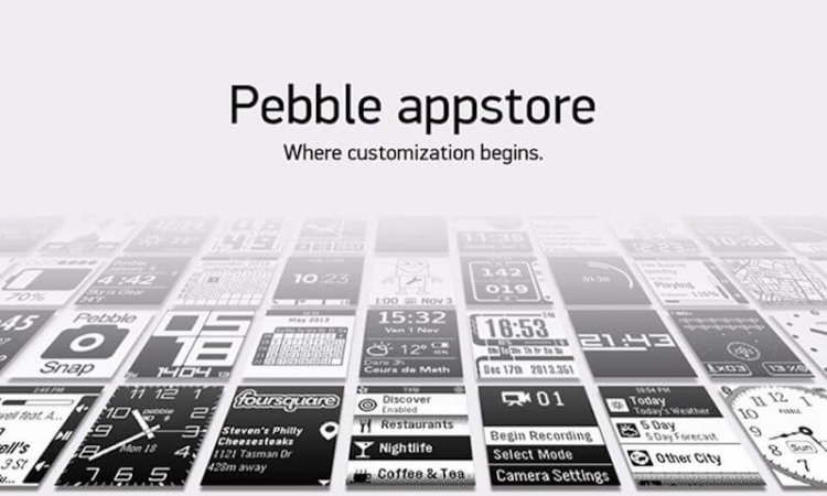 Магазин приложений Pebble
