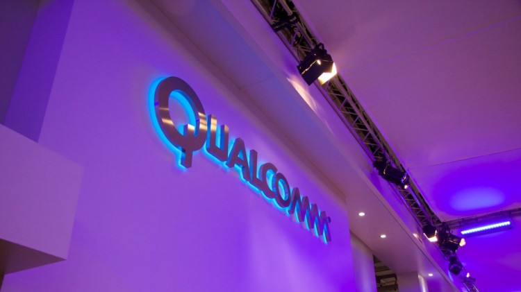 Qualcomm логотип