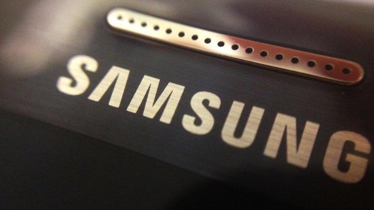 Samsung логотип