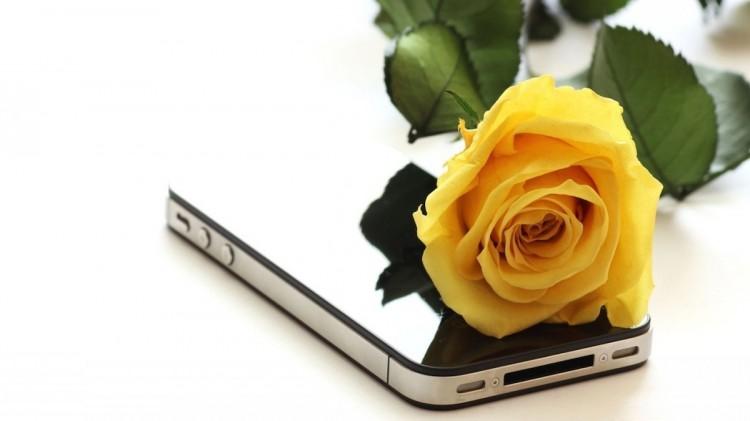 Телефон с запахом