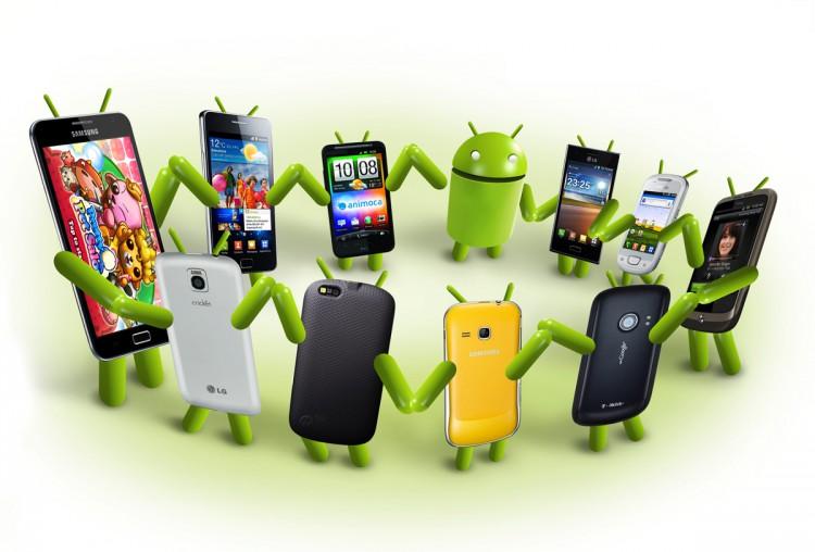 Дешевые Android смартфоны
