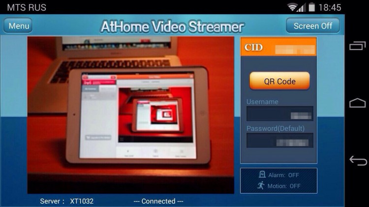 AtHome Camera - Home Security