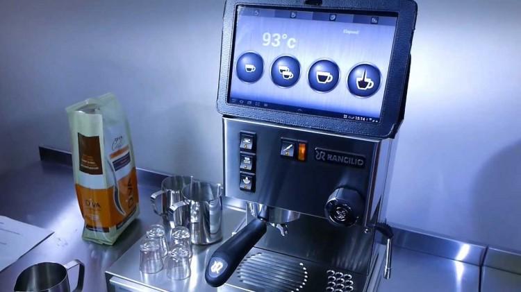 Кофеварка на Android