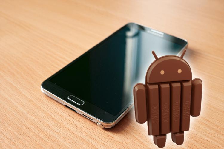 Samsung и 4.4