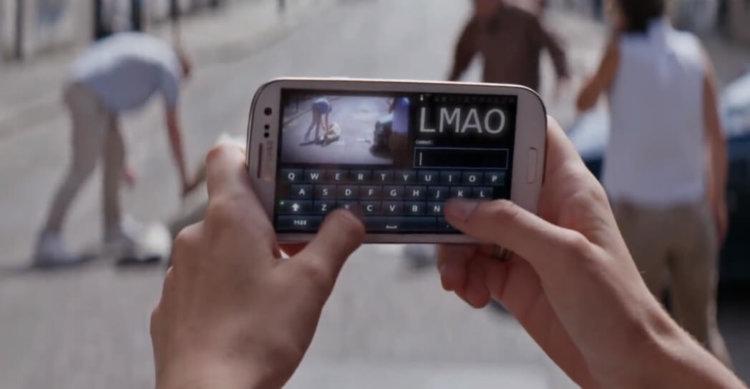смартфоны в сериалах