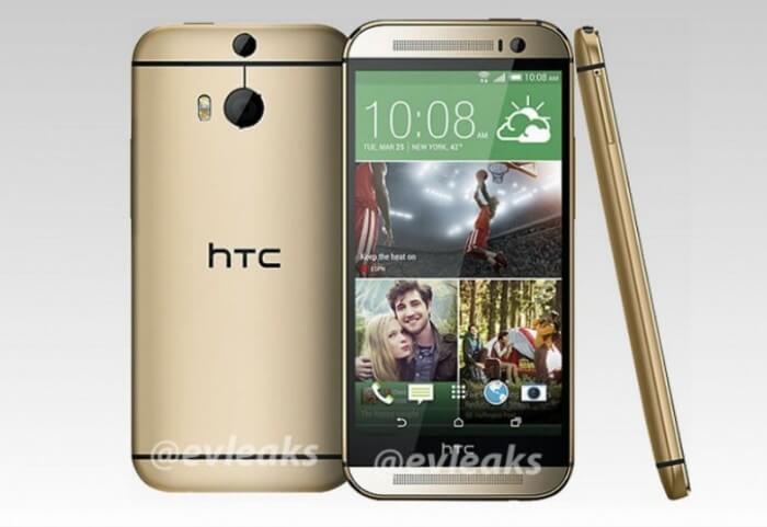 HTC M8 - назад, в будущее!