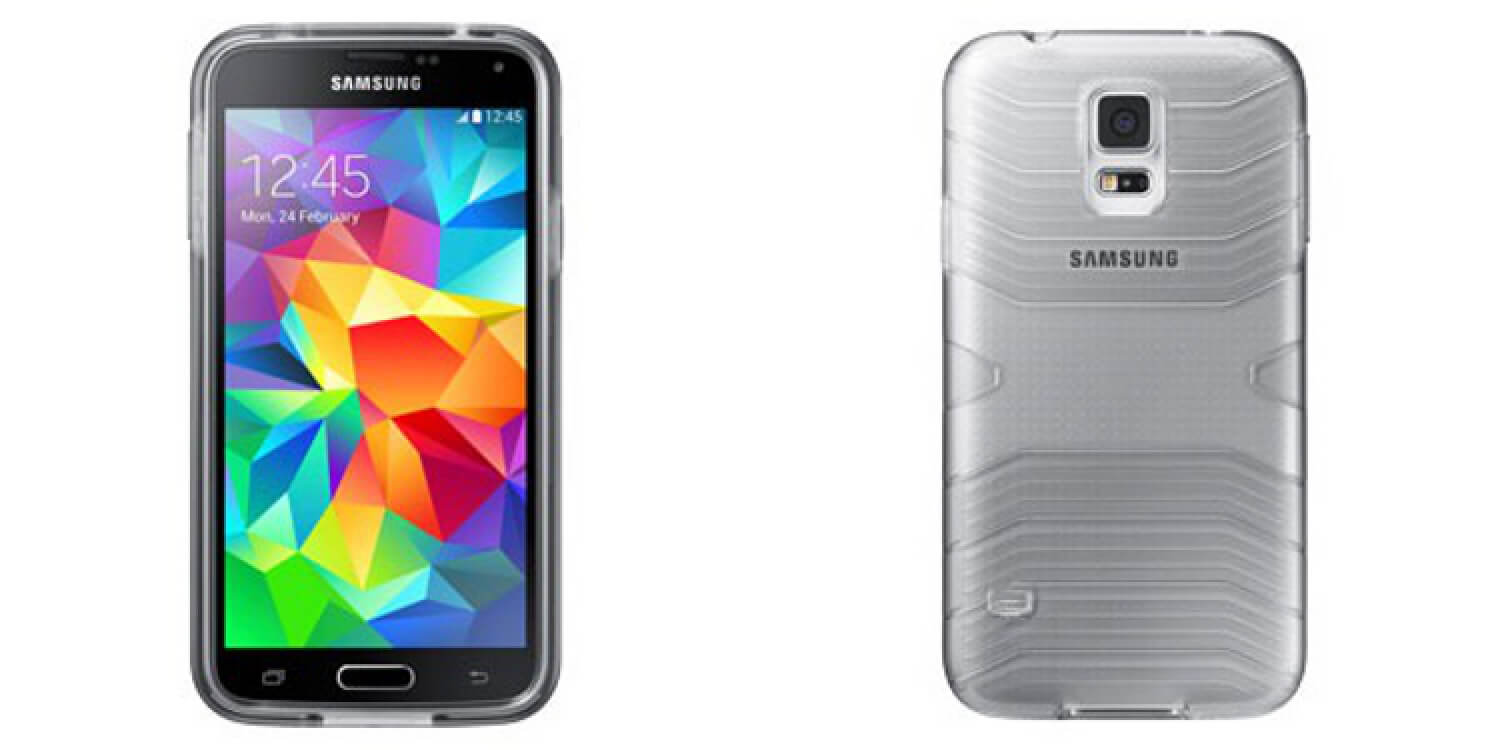 Galaxy S5 Protective Hard Case