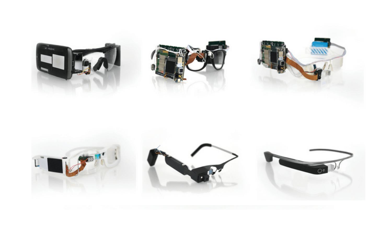 Эволюция Google Glass