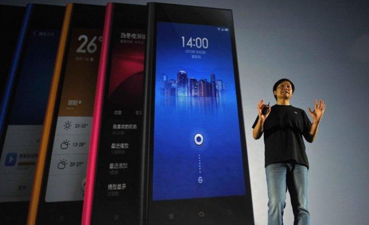 Китайские смартфоны