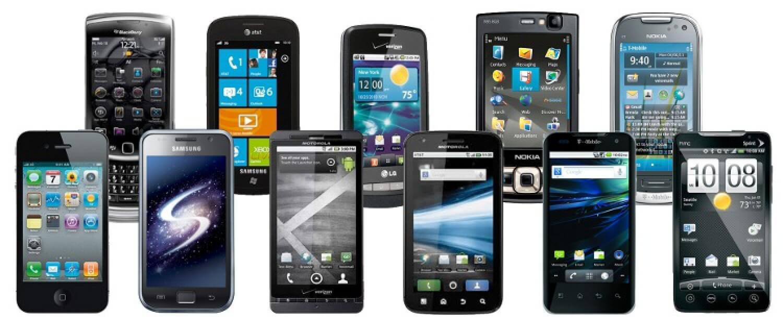 Телефоны Android
