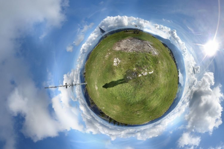 панорама на 360 градусов