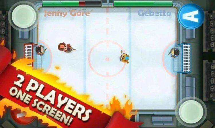 Хоккей на Android