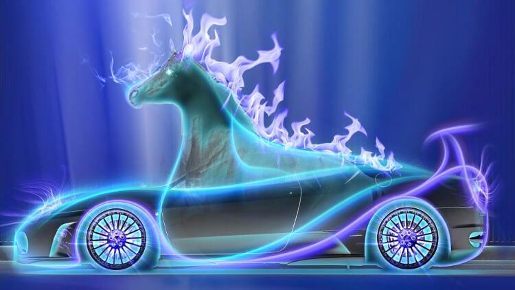 Лошадиная сила автомобиля