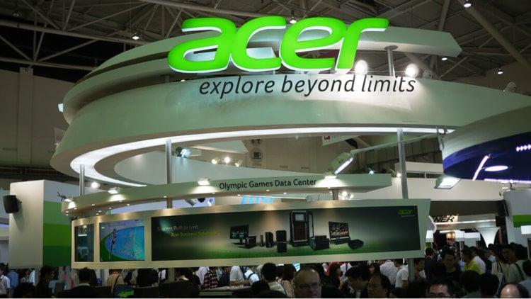 презентация Acer