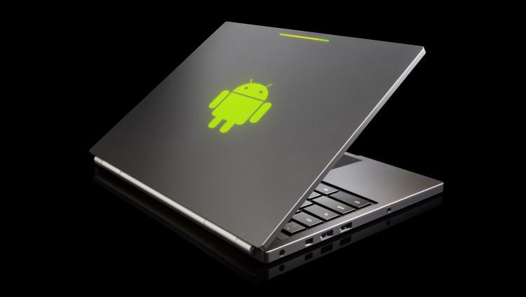 ноутбук на Android