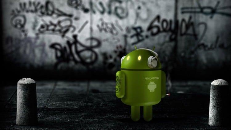 Android в поисках рингтона