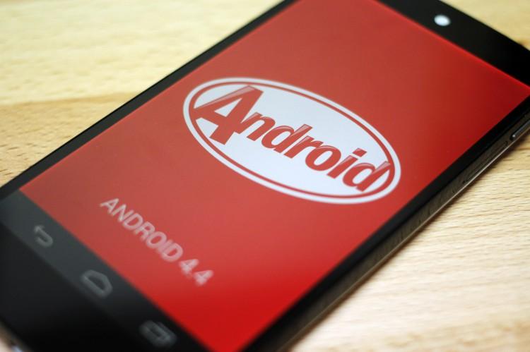 Nexus 5 на Android KitKat