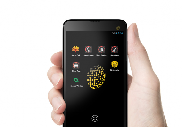 BlackPhone идет в массы