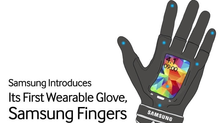 Samsung Fingers