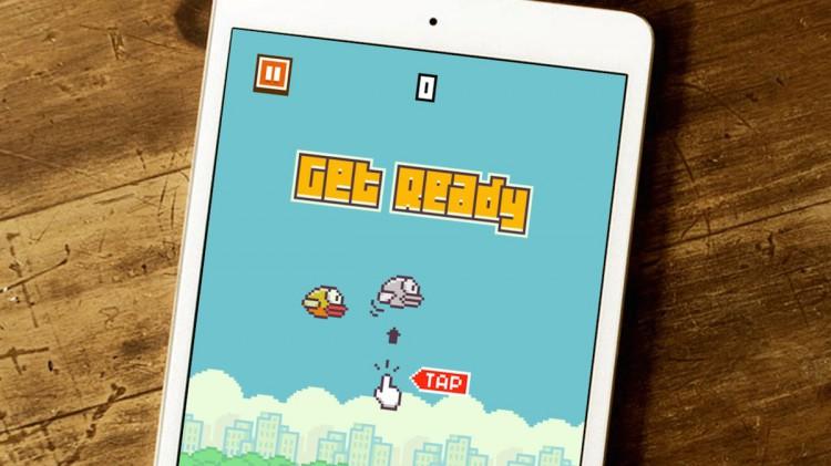 Flappy Bird iPad