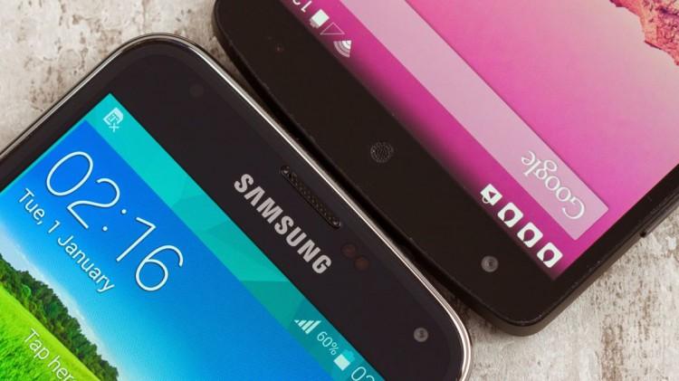 Galaxy S5 vs Nexus 5