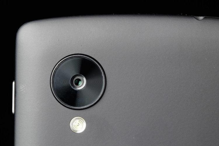 Камера Nexus 5