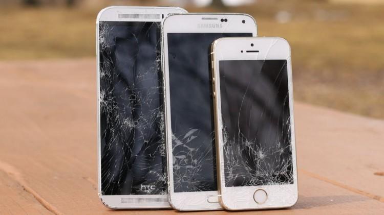 One M8 vs Galaxy S5 vs iPhone 5s
