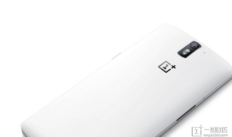 OnePlus One сзади