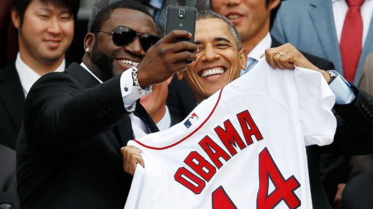 Ортиз и Обама