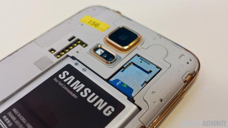 Аккумулятор Samsung Galaxy
