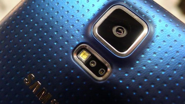 Сканер Galaxy S5