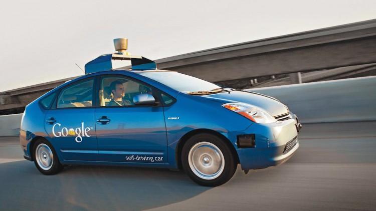 Toyota с Google