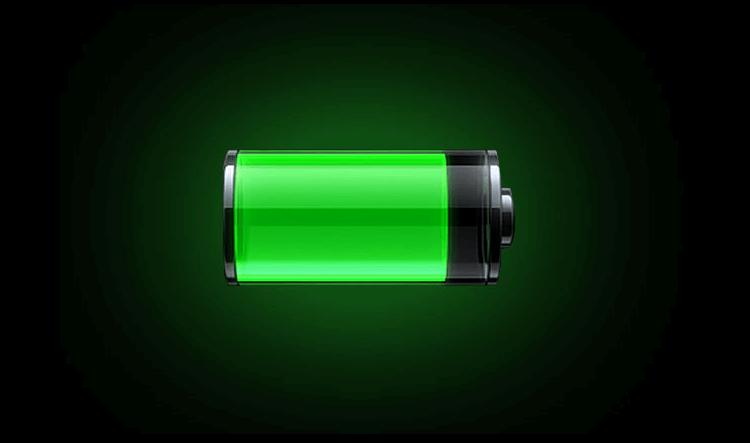 Заряд батареи